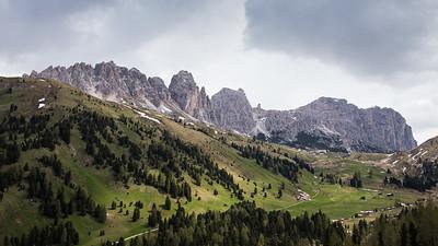 Dolomites in Spring