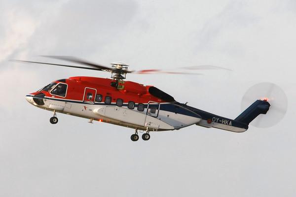 OY-HKA - Sikorsky S-92A
