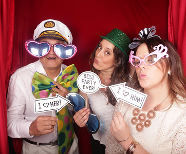 APH Christmas Party 2016 Photobooth Photos