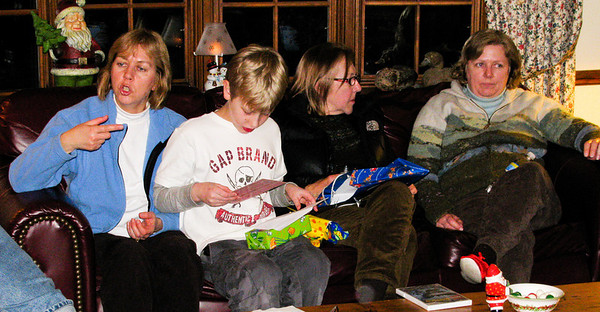 December 27: Kent's Birthday Party