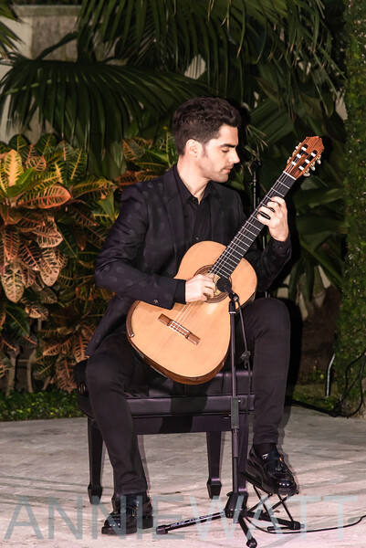 "March 3, 2020  Introduction to Miloš: ""The Voice of the Guitar""  by The Chamber Music Society"