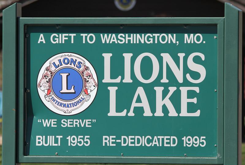 Lion's Lake Park / Washington, Missouri