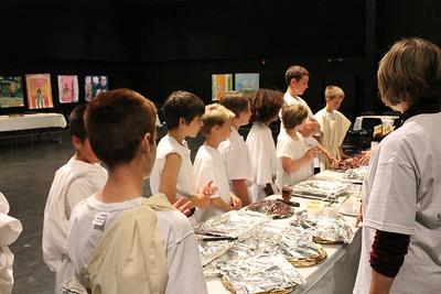 6th Grade Greek Banquet