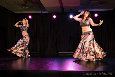 Act 7 - Stacey Lizette  and Yvonne