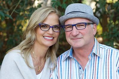Tiffany and David DeCarlis