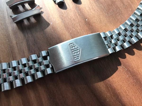 BRAC 08 - Heuer Jubilee 20mm