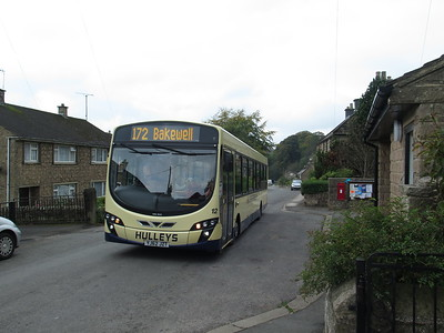 Buses of Derbyshire