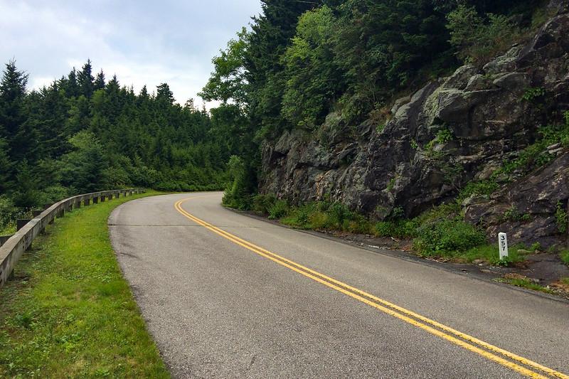 Blue Ridge Parkway - 5,580'