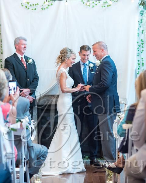 Pre-Ceremony & Ceremony