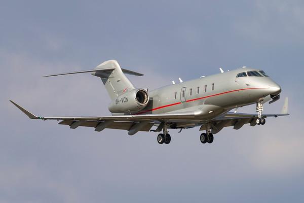 9H-VCM - Bombardier Challenger 300
