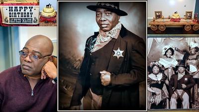 60th. Birthday Celebration - Alfred Major