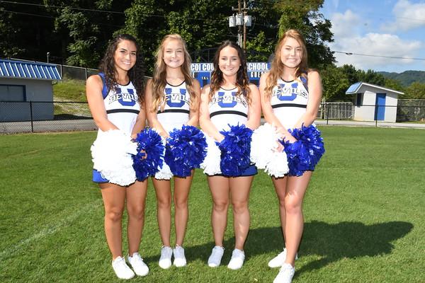 Cheerleaders - High School