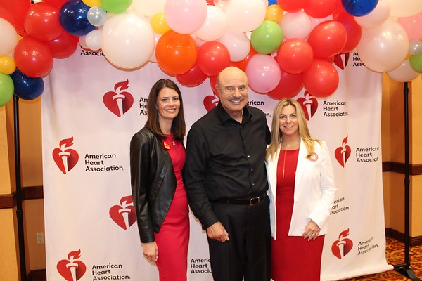 American Heart Association NWA Go Red for Women Luncheon 5.21.19