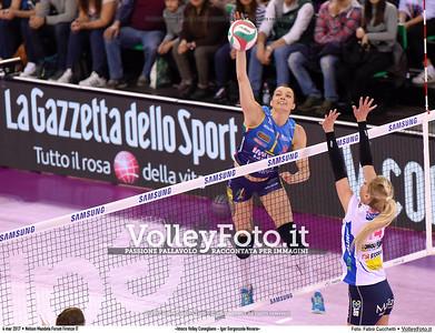 #Semifinale #CoppaItalia «Imoco Volley Conegliano - Igor Gorgonzola Novara»