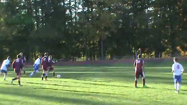 Soccer Video - Sophomore Year - Oct 23, 2015