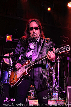 Ace Frehley at BB King's Blues Club - NY