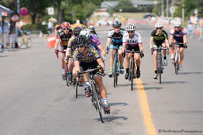 Tour de Bowness Crit Women