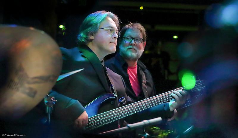Rick Houle and Rick Cornish
