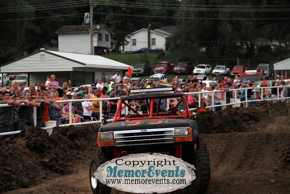 Tough Trucks Moniteau County Fair