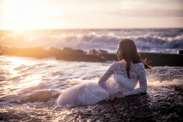 個人婚紗- 秋。微漾