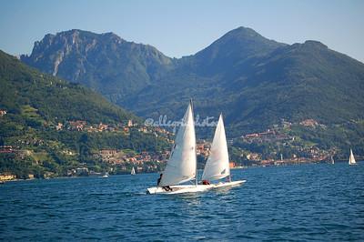 Around Lake Como