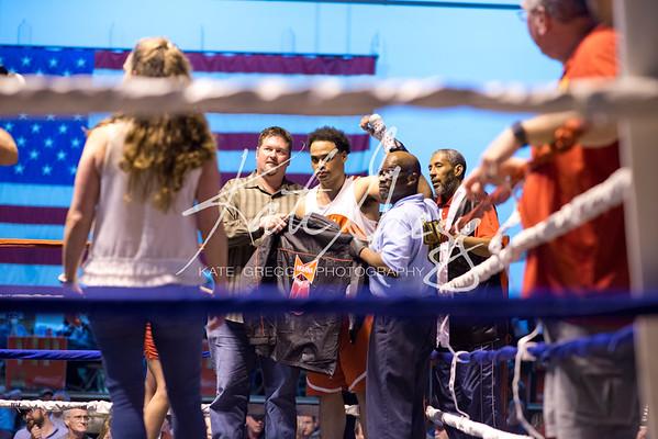 19 Haywood King (5-Star Boxing) walk over