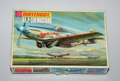 Matchbox P-51 Mustang
