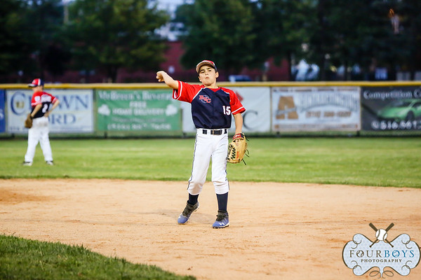 2018 11U Williamsport - Games 3, 4 & 5