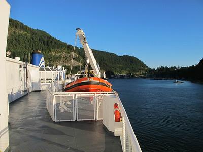 Thormanby Islands, Sunshine Coast BC, July 2013
