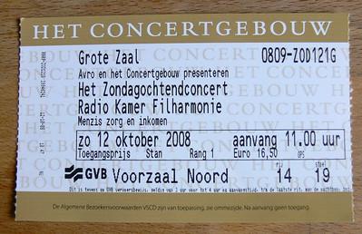 Amsterdam (Netherlands) Okt.08