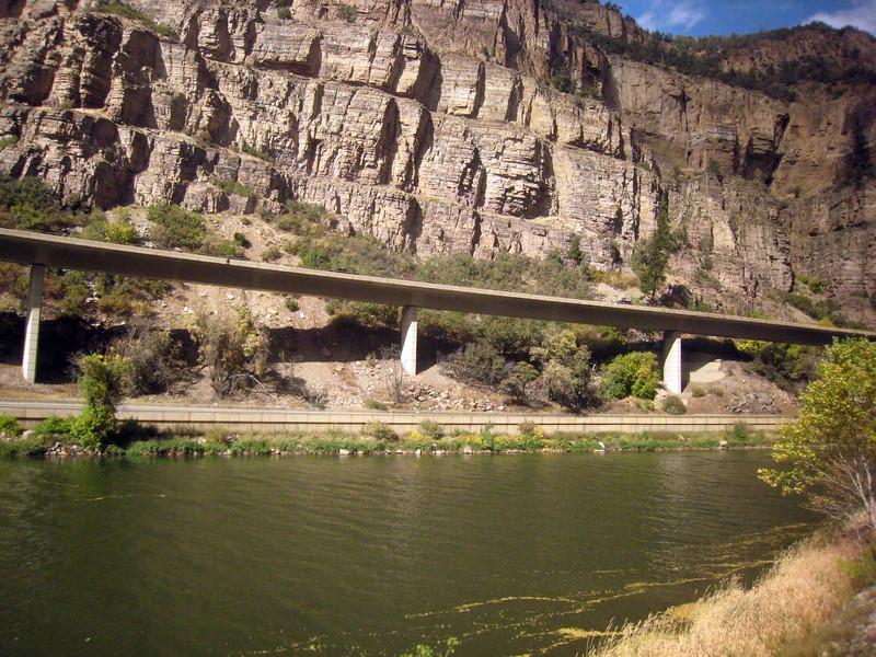 Amtrak California Zephyr: California to Colorado Oct. 2008