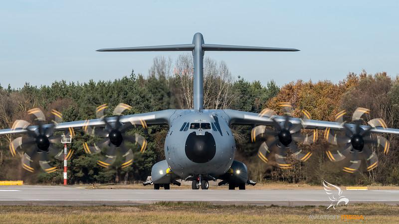 Luftwaffe LTG 62 / Airbus A400M / 54+34