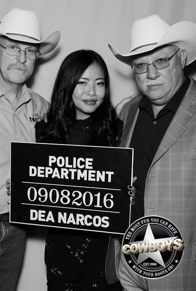 Cowboys Calgary - DEA Narcos