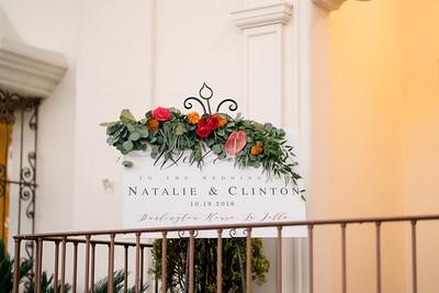 Natalie and Clint @ Darlington House