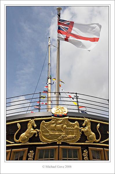 SS Gt Britain Stern Bristol Harbour (61731408).jpg