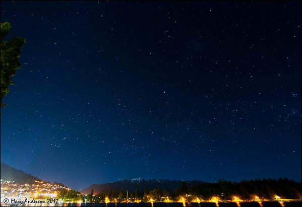 Southern Night Sky Australia/New Zealand