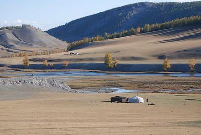 Views of Mongolia