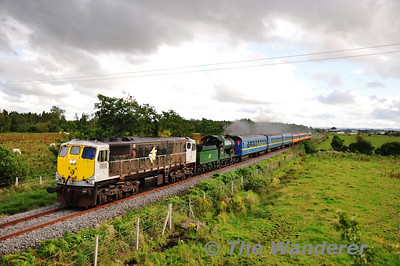 RPSI Festival Express: Sunday 19th August 2012