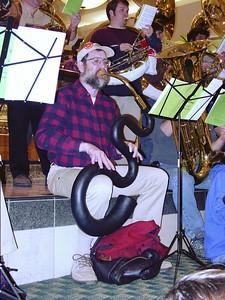 TubaChristmas, Winston-Salem, Dec 11, 2004