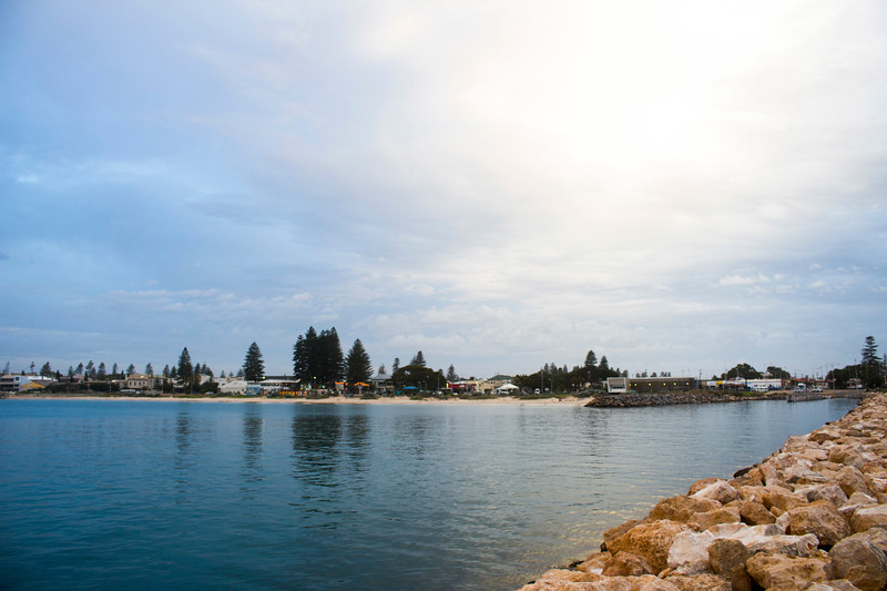 Geraldton from the Esplanade