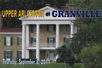 2011 Upper Arlington at Granville (09-08-11)
