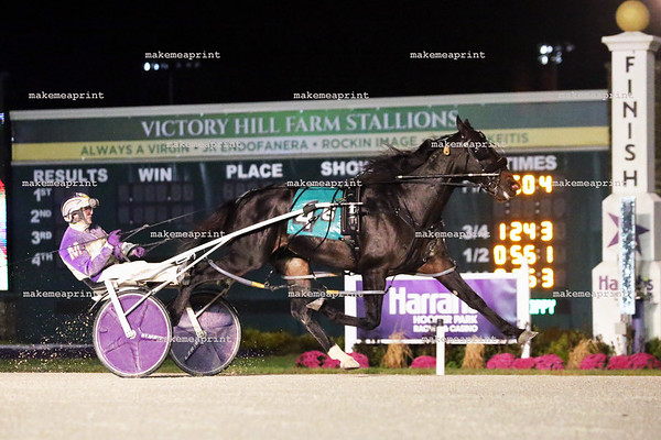 Breeders Crown Elims, Oct 23 and 24
