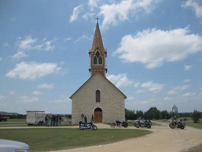 2010 Trip to see Pendleton graves