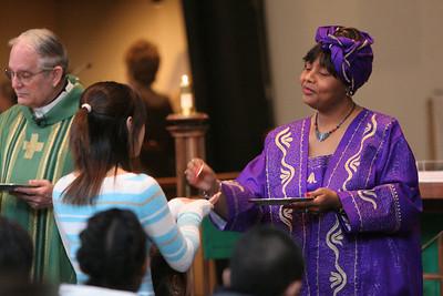 Eucharistic Ministry