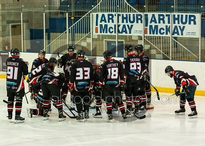 Game 23 Blackhawks v Black Bears