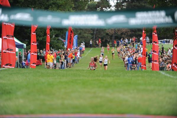 Girls' Bronze Finish - 2015 Spartan Invite