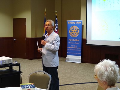 Our Rotary Meetings