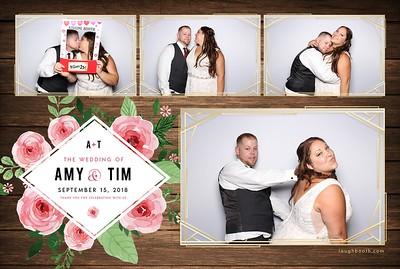 Amy + Tim