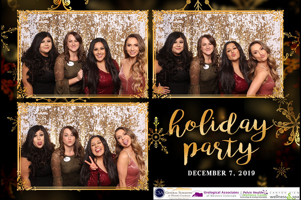 Colorado Surgical Affiliates Holiday Party
