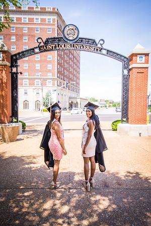 Bindi & Soumya Graduation 2017